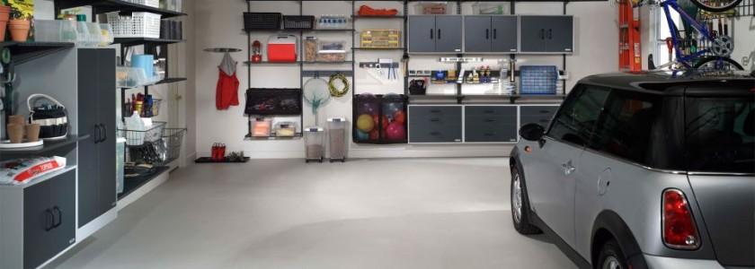 organiser son garage pour gagner de la place confordomo. Black Bedroom Furniture Sets. Home Design Ideas