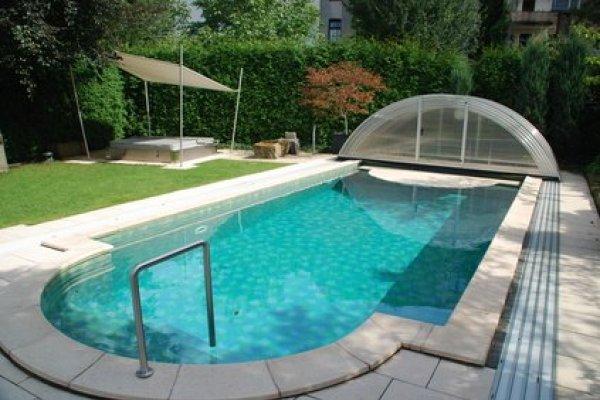 C dric confordomo for Chauffage piscine