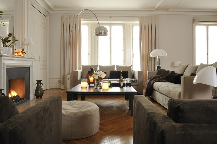 Admin confordomo page 2 - Interieur eclectique appartement sobrado studio ...