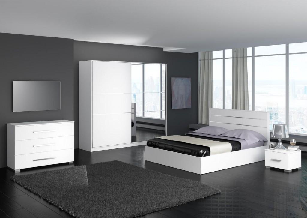 Chambre a coucher moderne kolea design de maison for Chambre a coucher moderne pas cher