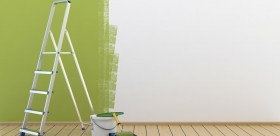 peintre plafond et murs