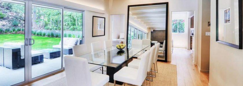 comment placer des miroirs dans une pi ce confordomo. Black Bedroom Furniture Sets. Home Design Ideas